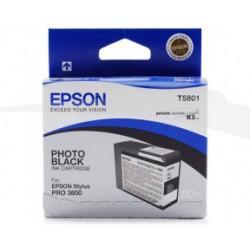 EPSON ENCRE PIGMENT NOIR PHOTO C13T580100
