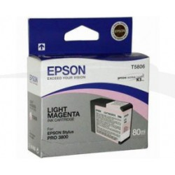 EPSON ENCRE PIGMENT MAGENTA CLAIR C13T580600