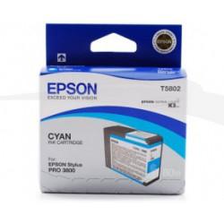 EPSON ENCRE PIGMENT CYAN C13T580200