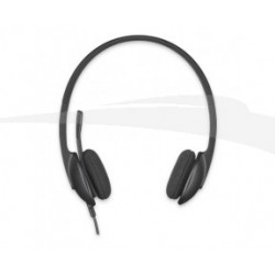 CASQUE LOGITECH USB HEADSET H340