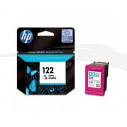 CARTOUCHE HP 122 TROIS COULEURS HP REF CH562HE