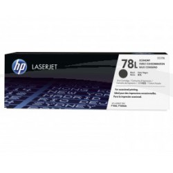TONER HP 78L ECONOMY BLACK ORIGINAL LASERJET TONER CARTRIDGE (CE278L)
