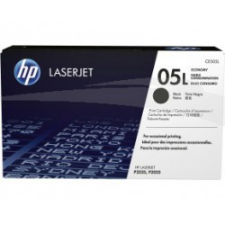 TONER HP 05L ECONOMY BLACK ORIGINAL LASERJET TONER CARTRIDGE