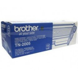 TONER LASER NOIR BROTHER TN2005